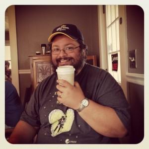 Justin likes coffee.